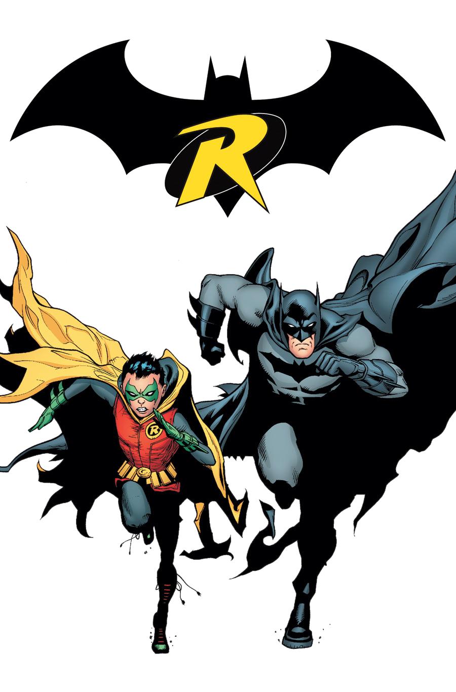 Damian Robin Wayne Dick Batman Grayson Batman And Robin Clipart Png.
