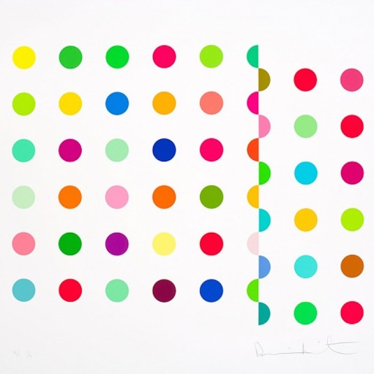 Damien hirst clipart for sale.