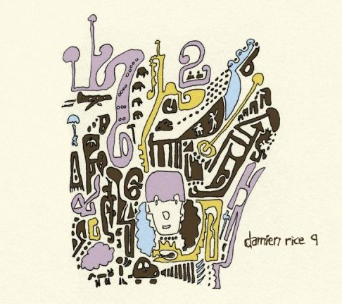 Damien rice clipart.