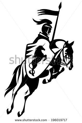 Rodeo Rider Retro Clip Art Stock Vector 59330779.