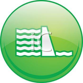 Dam Icon.