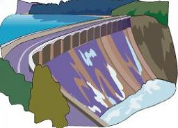 Free Dams Clipart.