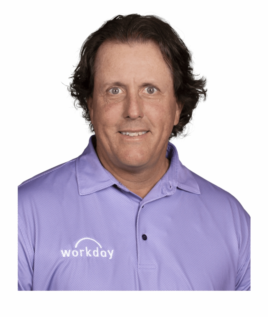 Phil Mickelson Free PNG Images & Clipart Download #2661237.
