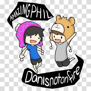 Dan Howell Phil Lester Dan and Phil YouTuber, Dan and Phil.