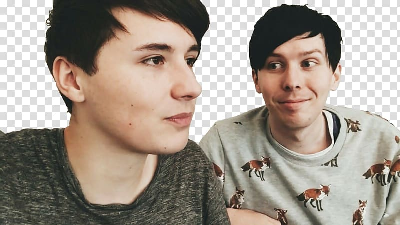Phil Lester Dan Howell Dan and Phil The Amazing Book is Not on Fire.