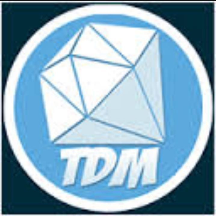 The TDM logo.