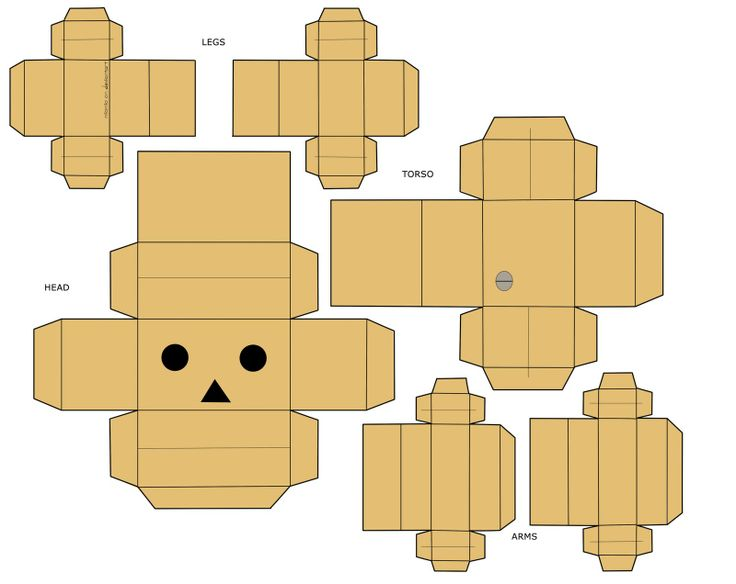 1000+ images about Danbo Box Robot.