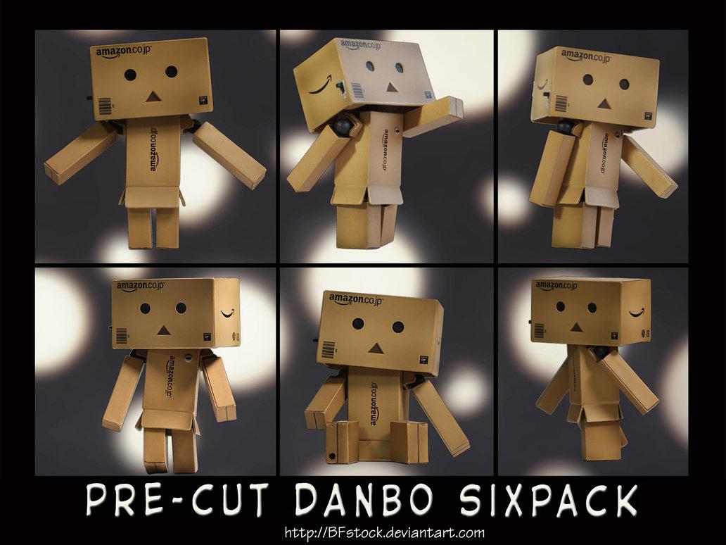 DANBO Sixpack by BFstock on DeviantArt.