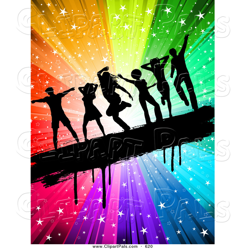 free clipart images of people dancing clipground