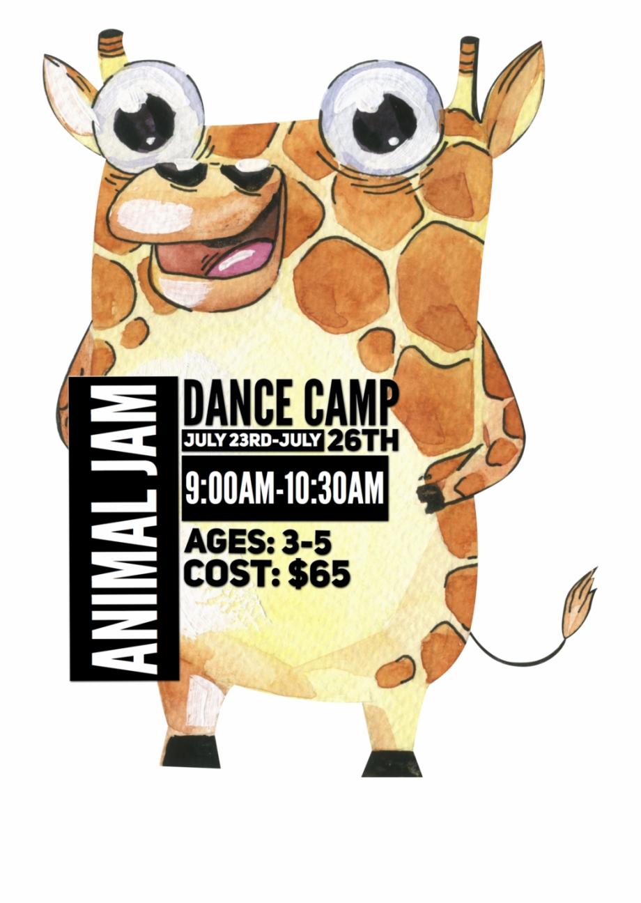 Animal Jam Dance Camp.