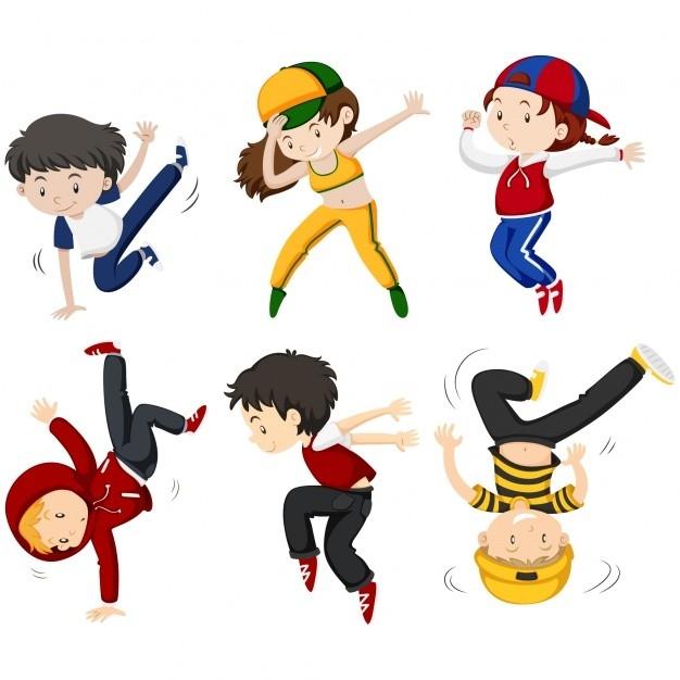 Dance Class.