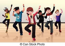 Dance class Illustrations and Clip Art. 746 Dance class royalty.