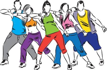 dance clipart.