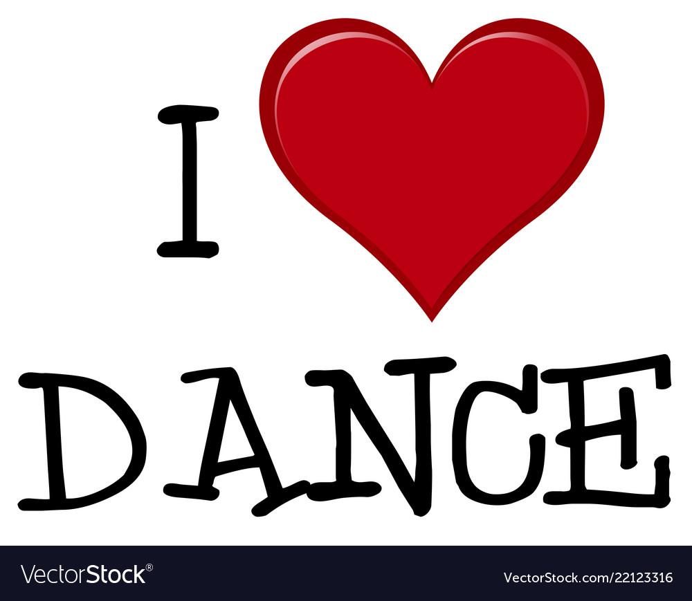 I love dance font.