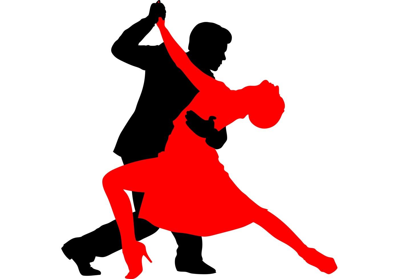 Dance Logo Free Vector Art.