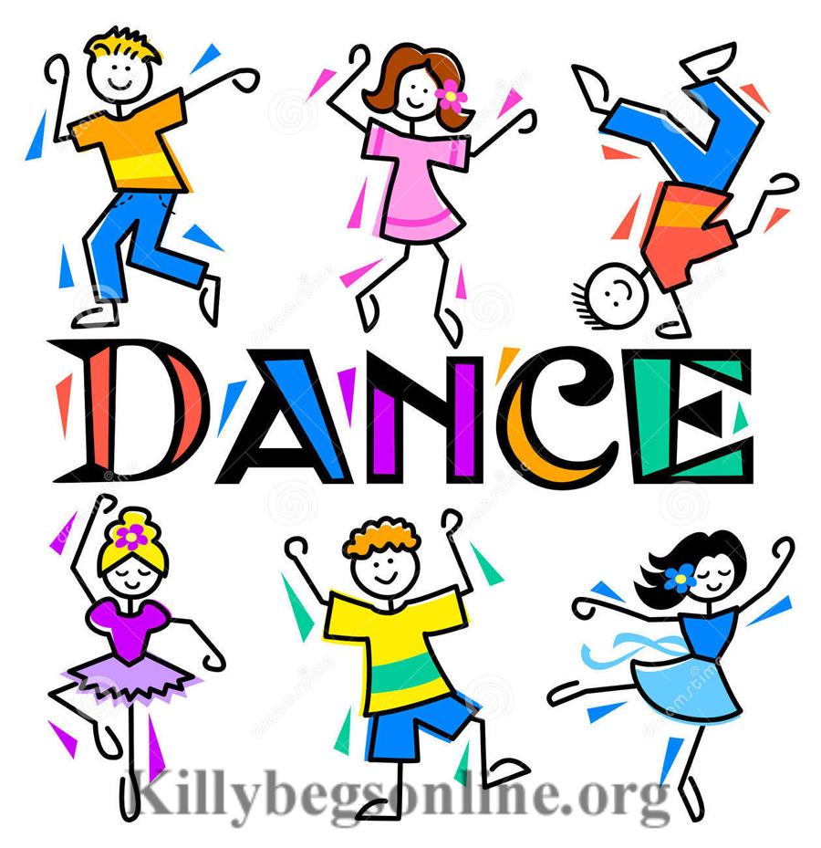 The Dance Club Clip Art.