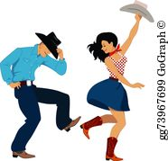 Dance Steps Clip Art.