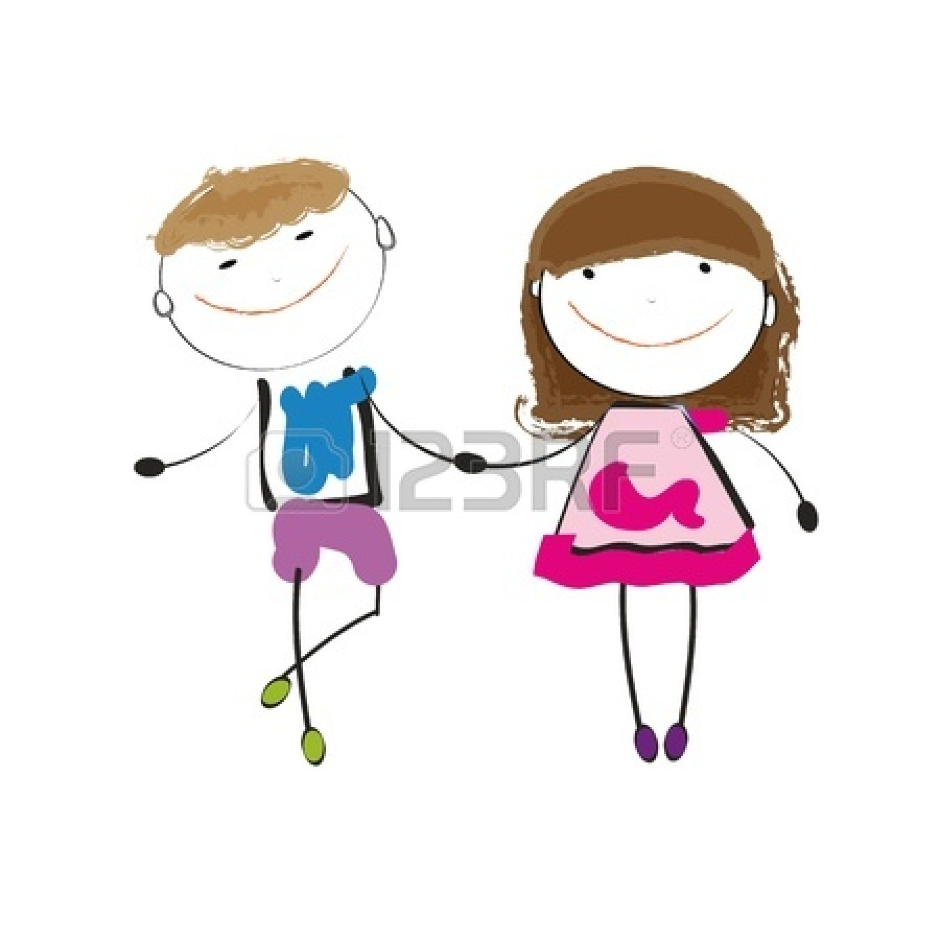 Best Kids Dancing Clipart #16315.