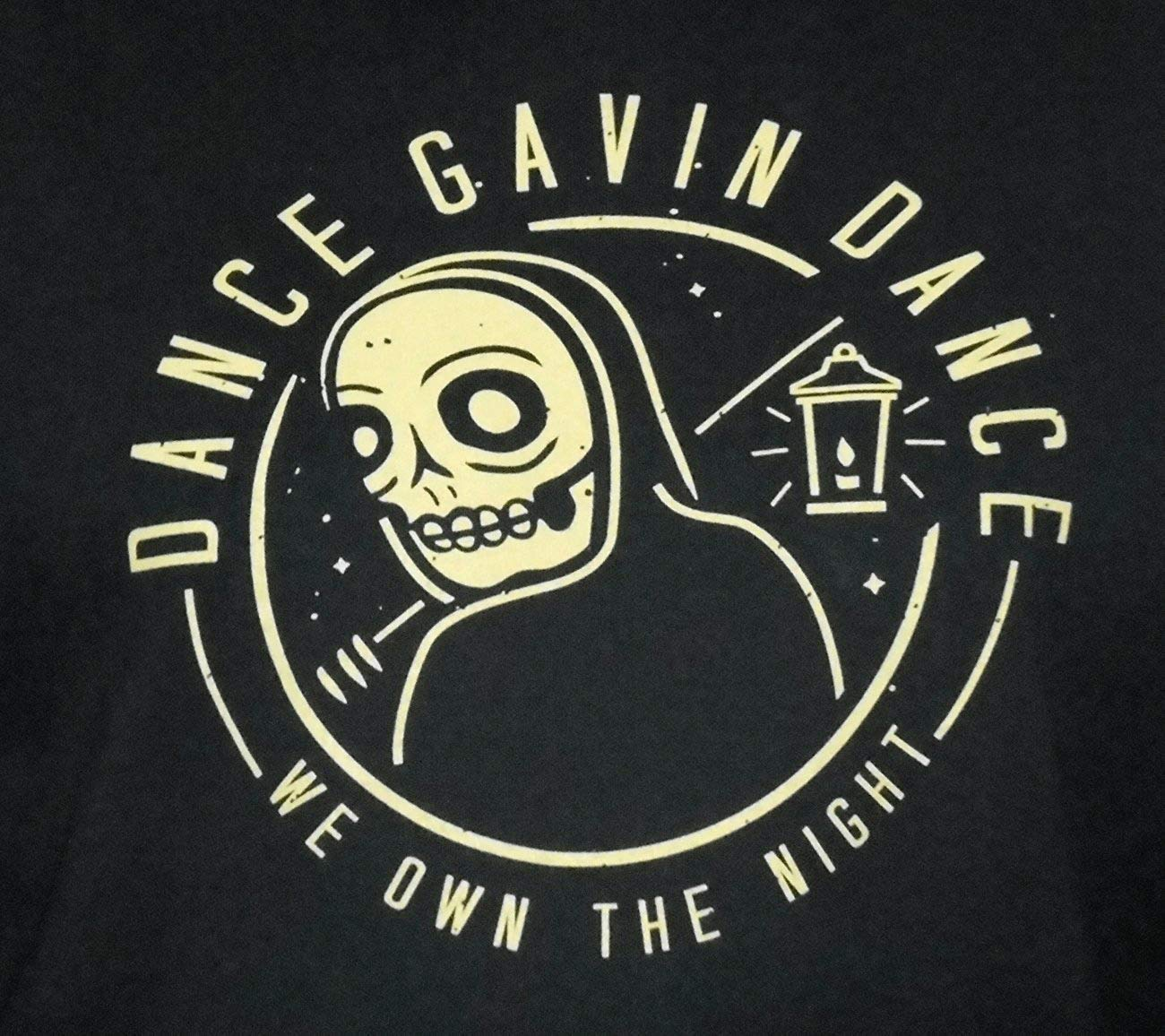 Hardcore Apparel Dance Gavin Dance (We Own The Night) Men\'s.