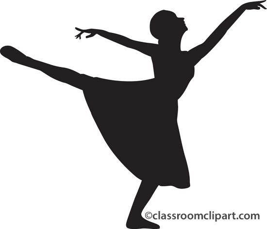 Dance Silhouette Clip Art & Dance Silhouette Clip Art Clip Art.