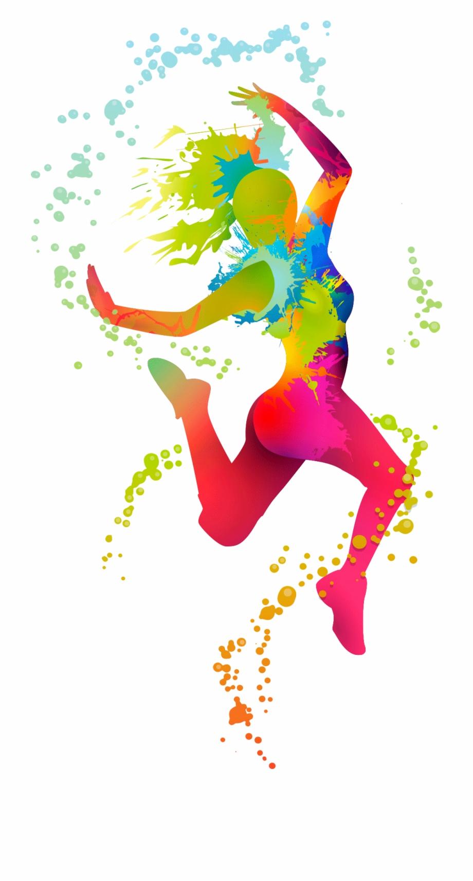 Elsw Dancing Girl Png.