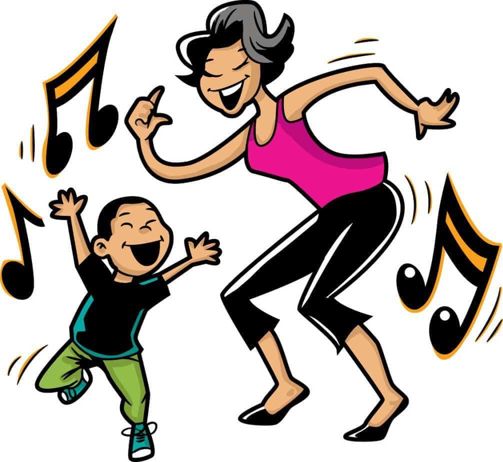 Mom Dance.