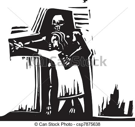 Vector of Dance with Death.