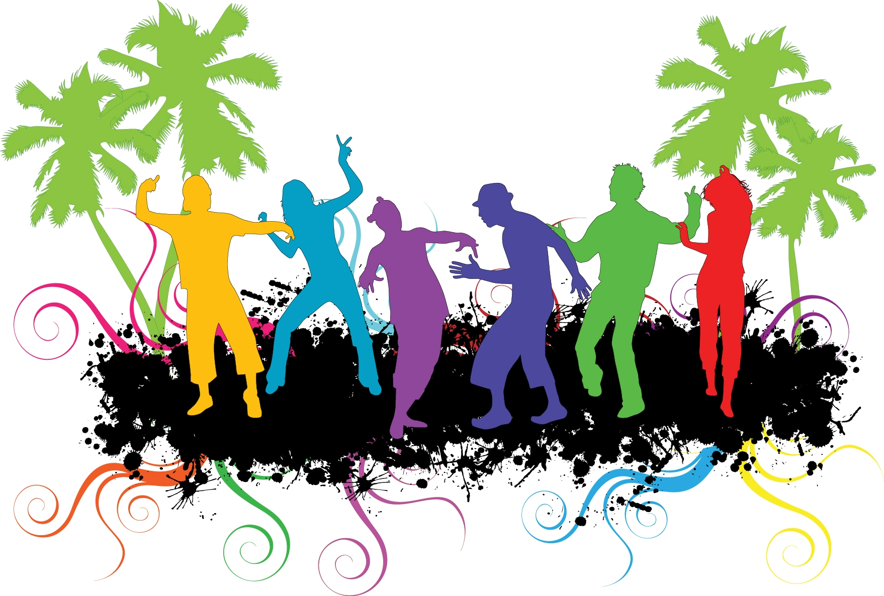 Free Dance Party Cliparts, Download Free Clip Art, Free Clip Art on.