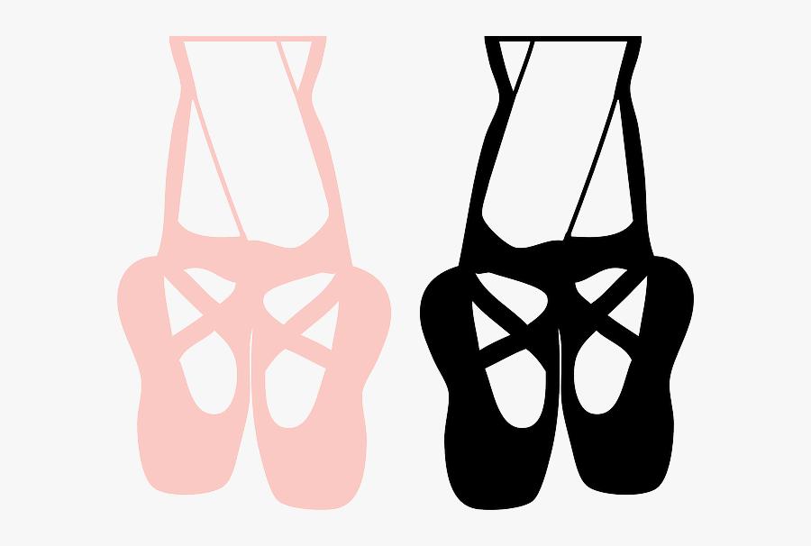 Tap Dance Ballet Dancer Ballet Shoe Clip Art.