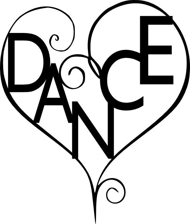 Tap Dance Clipart.