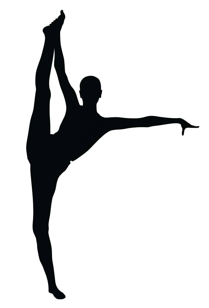 Dancer Silhouette Clipart Ballet Clip Art Photos Dance Free.