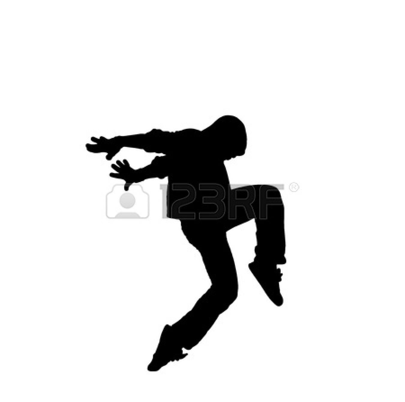 Hip hop dance pictures clip art.