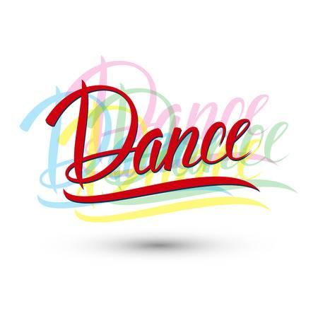 Word Clipart dance 7.