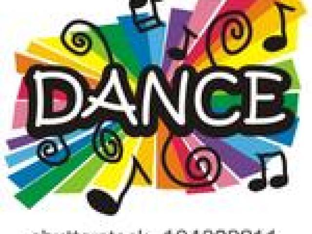 Word Clipart dance 9.