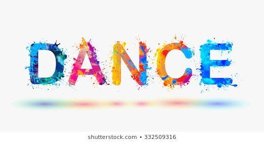Dance word clipart 2 » Clipart Portal.