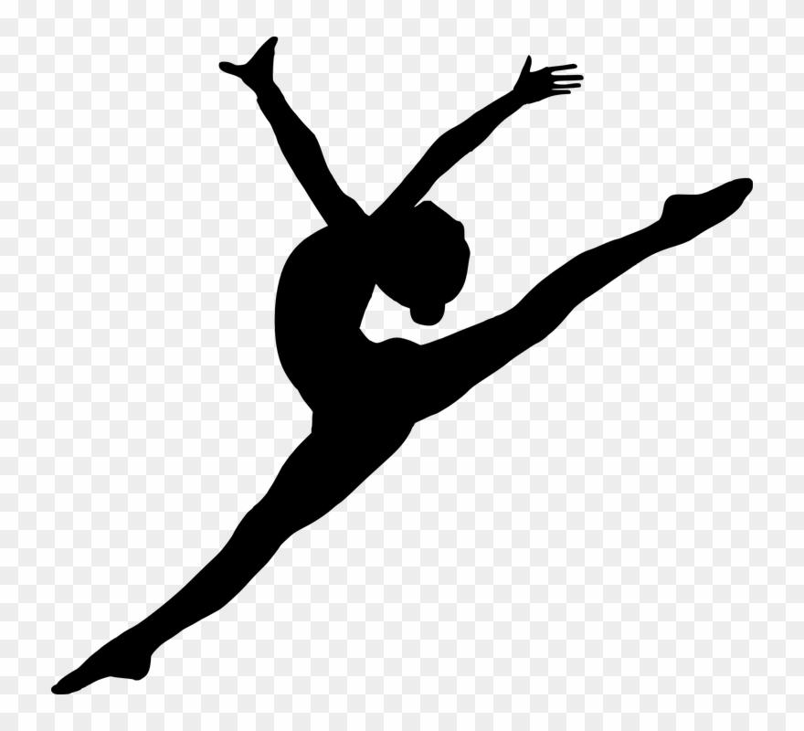 Silhouette Of Ballet Dancer At Getdrawings Com.