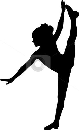 Dancer Sport Clipart.