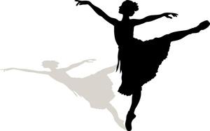 Dancer Clipart Silhouette.