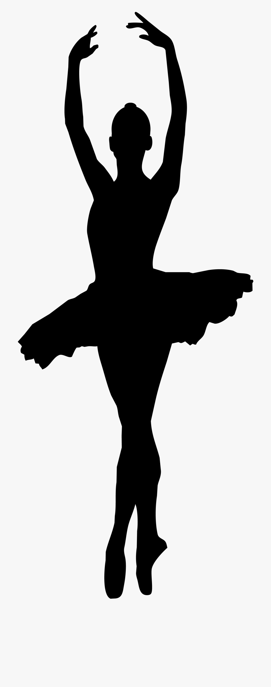 Banner Library Library Dancer Clipart Silhouette.
