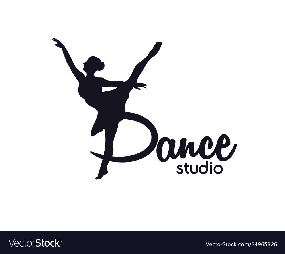 Dance club logo.