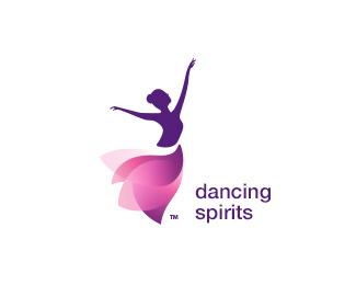 Dancing Spirits Logo.