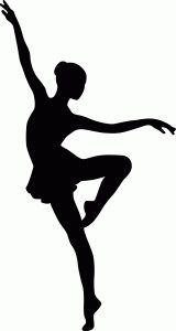 Simple Dance Drawings.