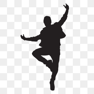 Dancer Silhouette Png, Vector, PSD, and Clipart With Transparent.