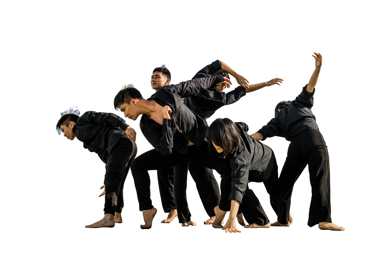 Dancers PNG Image.