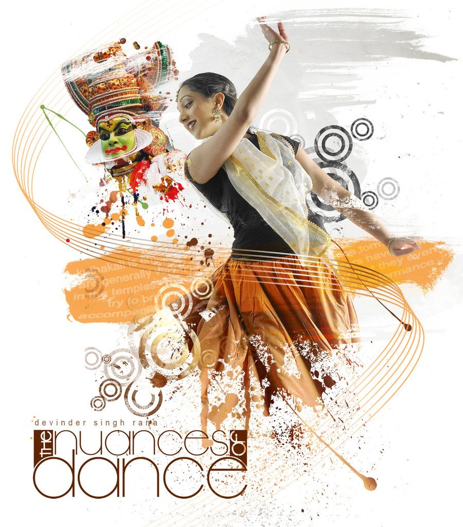 Classical Dance Poster by Devin58 in 2019.