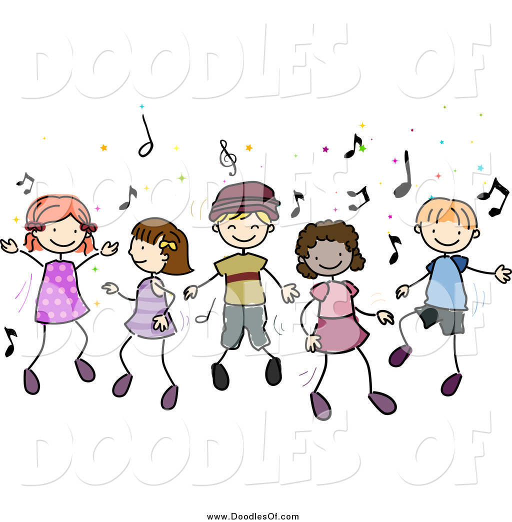 Music And Dance Clipart.