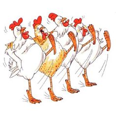 Free Chicken Kicking Cliparts, Download Free Clip Art, Free Clip Art.