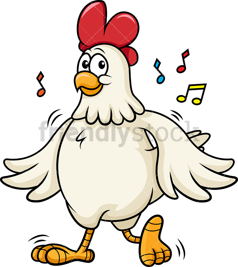Chicken Dancing.