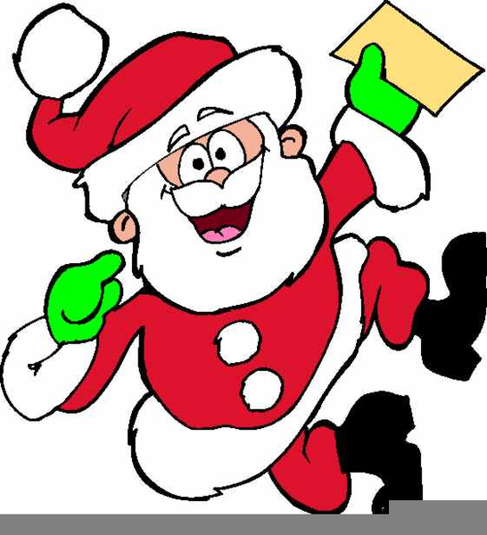 Christmas Clipart Dancing.