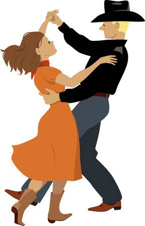 21,863 Couple Dancing Stock Illustrations, Cliparts And Royalty Free.